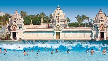 Reasons to buy a villa in Tenerife. Siam park