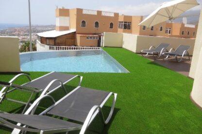 Luxury villa for sale on Tenerife