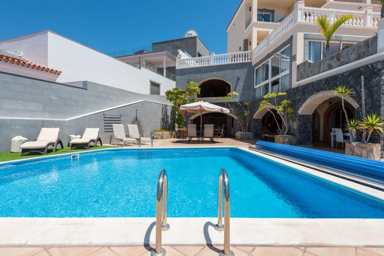 Mansion in Spain